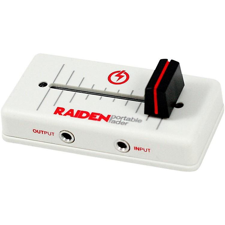 RaidenVVT-MK1 Right Cut Portable Fader - Red/White