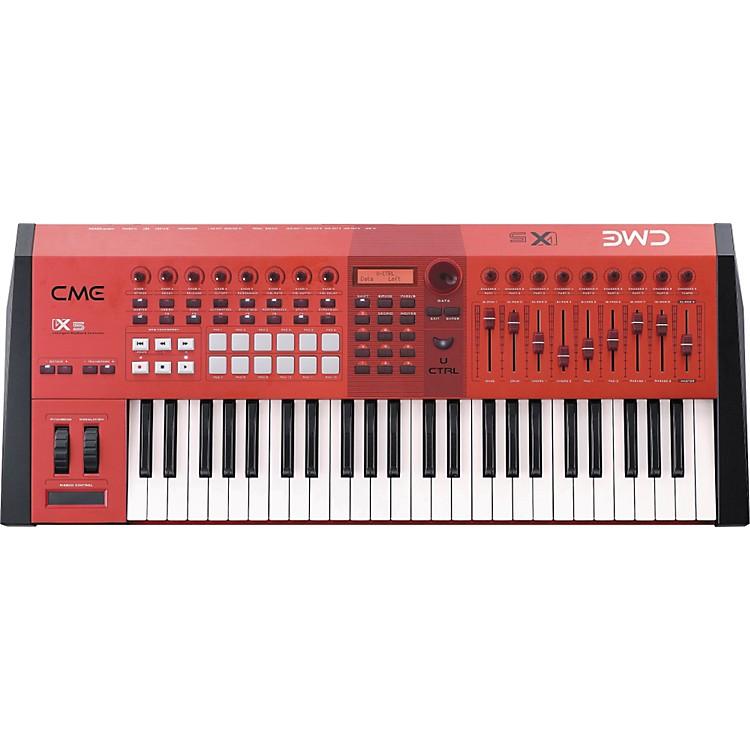 cme vx 5 intelligent keyboard midi controller music123. Black Bedroom Furniture Sets. Home Design Ideas