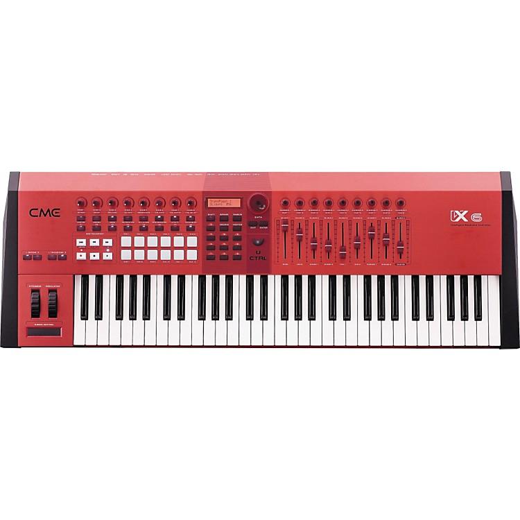 CMEVX-6 Intelligent Keyboard MIDI Controller