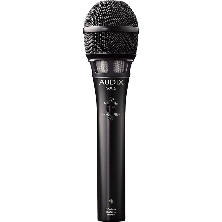 AudixVX5 Handheld Supercardioid Condenser Microphone
