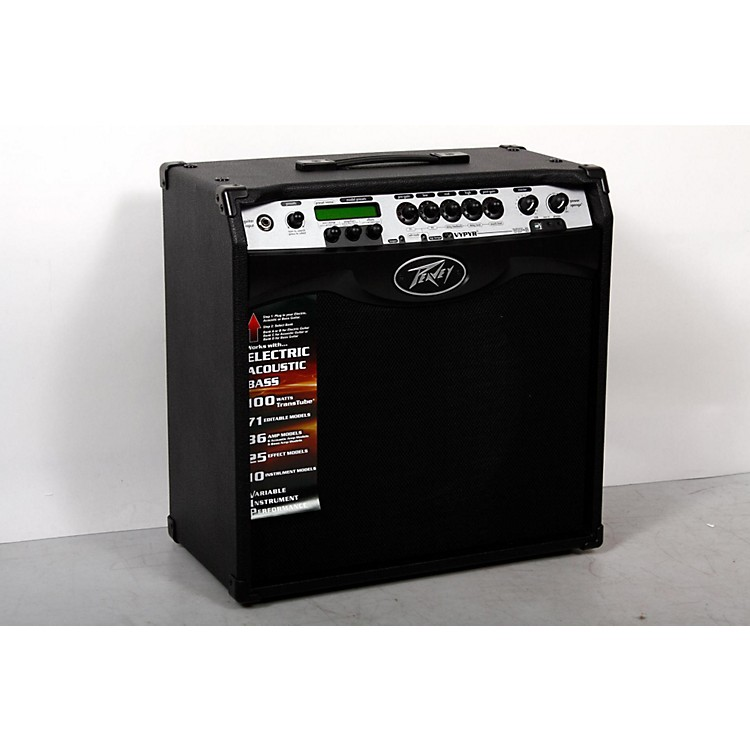PeaveyVYPYR VIP 3 100W 1x12 Guitar Modeling Combo AmpBlack888365849720
