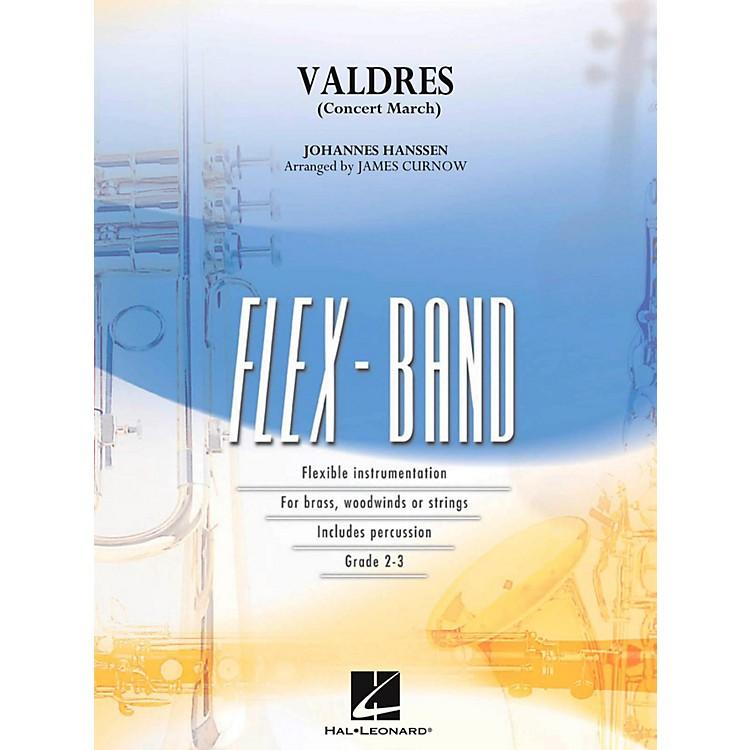 Hal LeonardValdres (Concert March) FlexBand Concert Band Series Level 2 - 3