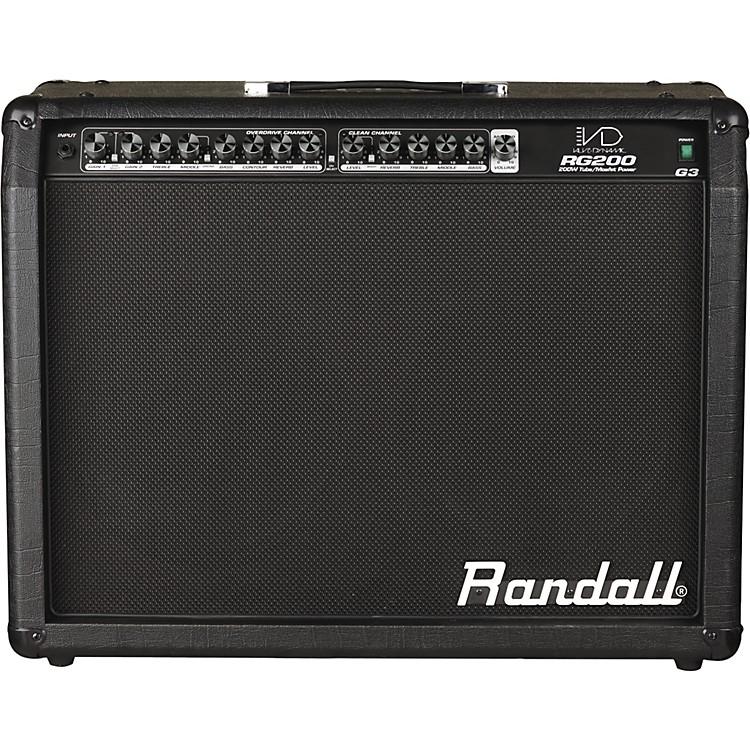 randall valve dynamic g3 series rg200g3 200w 2x12 guitar combo amp music123. Black Bedroom Furniture Sets. Home Design Ideas