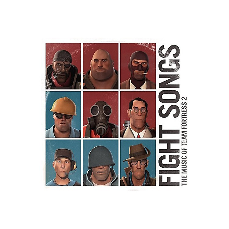 AllianceValve Studio Orchestra - Fight Songs: The Music Of Team Fortress 2
