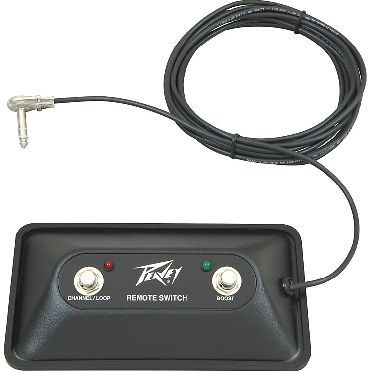 Peavey ValveKing and Windsor Guitar Footswitch