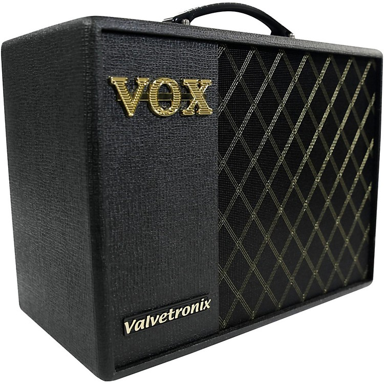 vox valvetronix vt40x 40w 1x10 guitar modeling combo amp music123. Black Bedroom Furniture Sets. Home Design Ideas