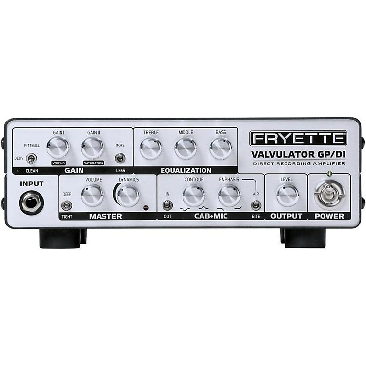 FryetteValvulator GP/DI Direct Recording Amplifier