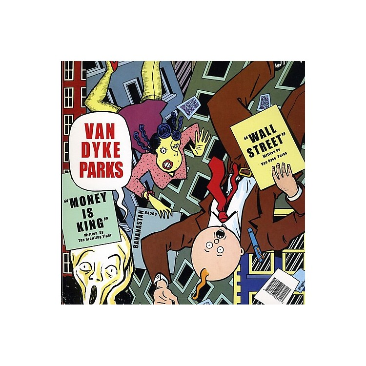 Alliance Van Dyke Parks - Wall Street/Money Is King