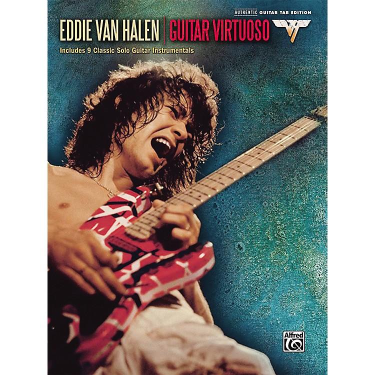 AlfredVan Halen Guitar Virtuoso Guitar Tab Songbook