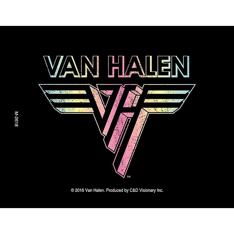 C&D VisionaryVan Halen Rainbow Magnet