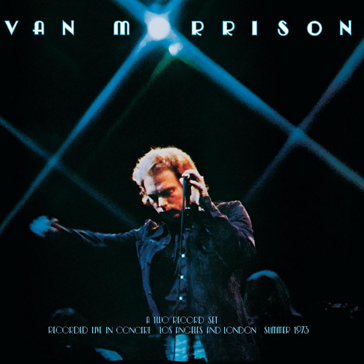 SonyVan Morrison - It's Too Late To Stop Now...Volume I