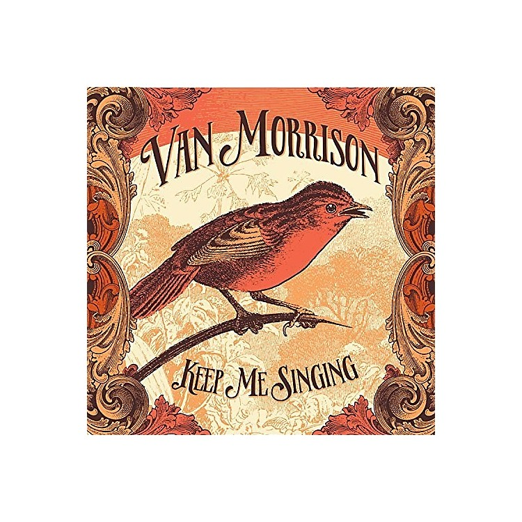 Alliance Van Morrison - Keep Me Singing [Lenticular Edition]