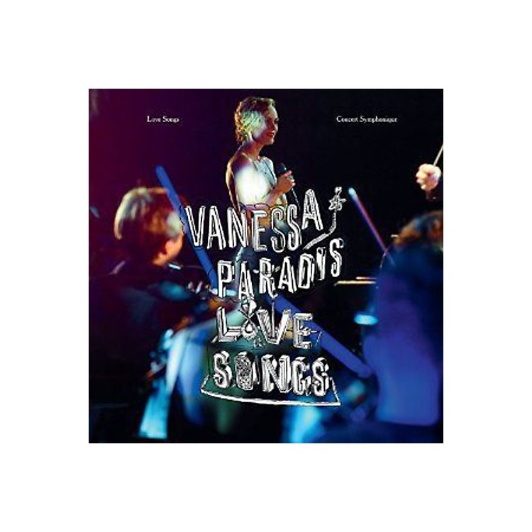 AllianceVanessa Paradis - Love Songs Concert Symphonique: Limited