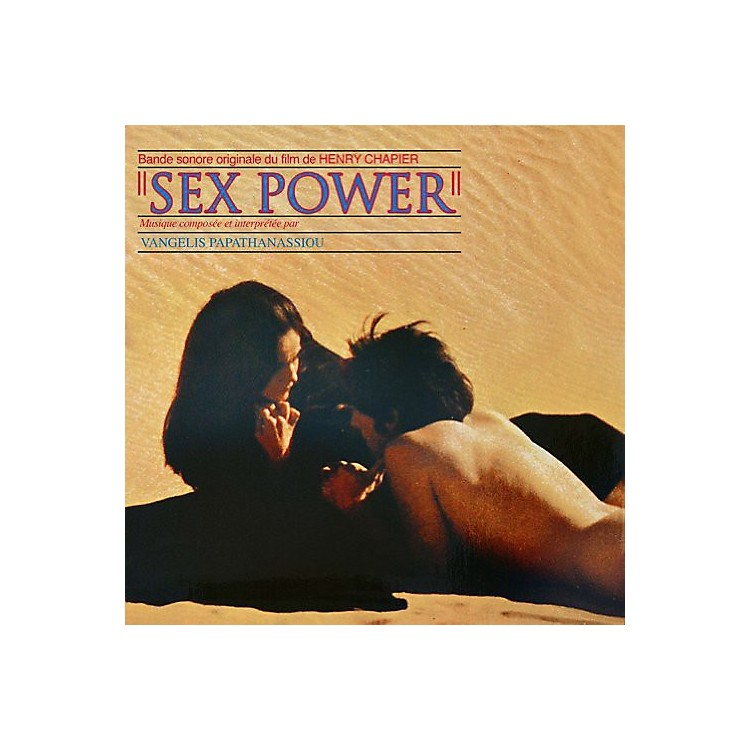 Alliance Vangelis - Sex Power: Bande Sonore Originale Du Film De Henry Chapier