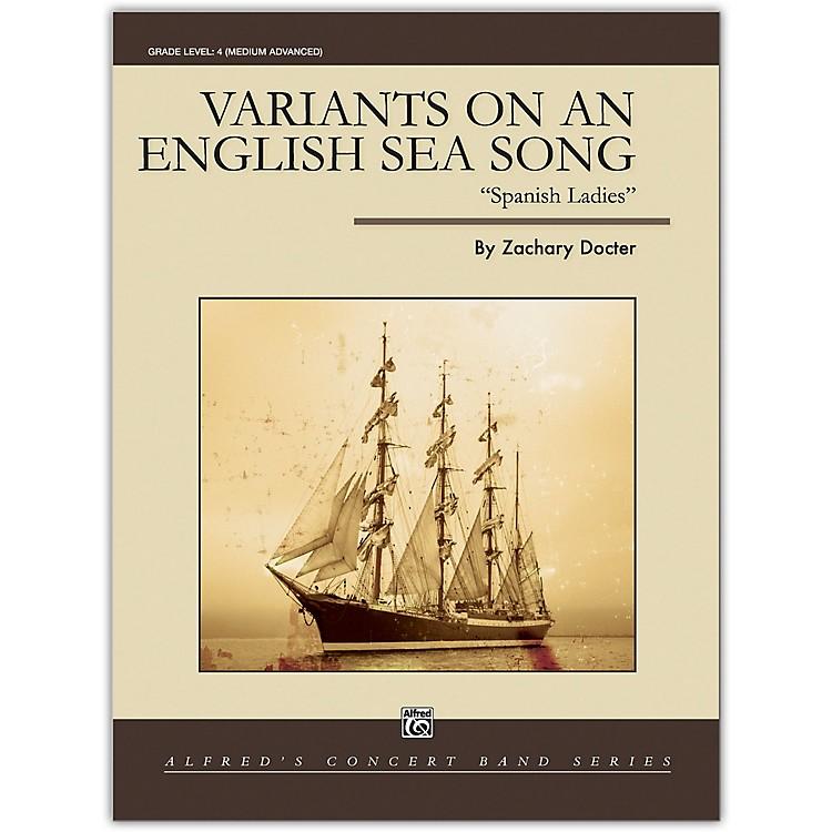 AlfredVariants on an English Sea Song 4 (Medium Difficult)