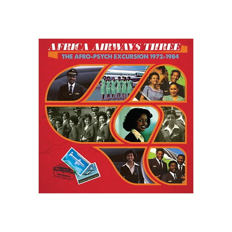 AllianceVarious - Africa Airways 3 (afro-psych Excursion 1972-84)