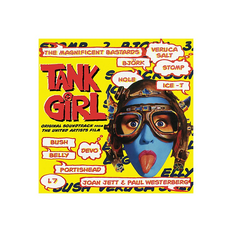 AllianceVarious - Tank Girl: Soundtrack From United Artists Film