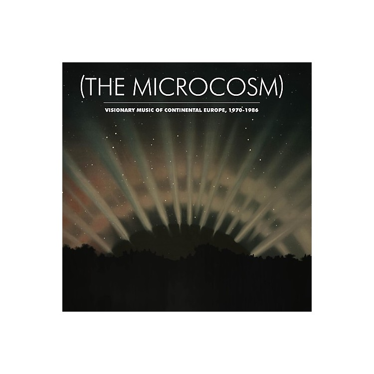 AllianceVarious - (The Microcosm): Visionary Music of Continental Europe 1970-1986 / VAR