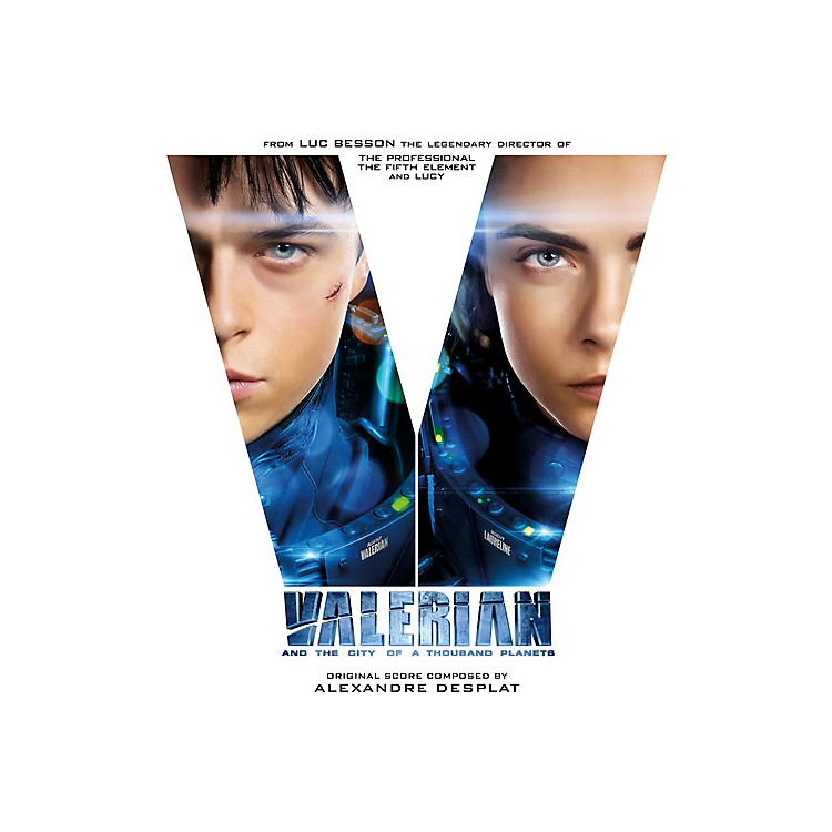 AllianceVarious - Valerian & The City Of A Thousand Planets (Original Soundtrack)