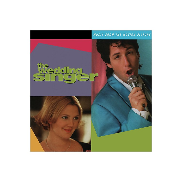 AllianceVarious - Wedding Singer (music From The Motion Picture)
