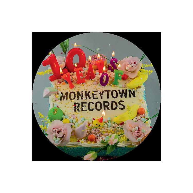 AllianceVarious Artists - 10 Years of Monkeytown