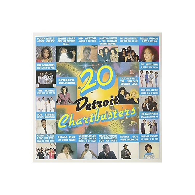 AllianceVarious Artists - 20 Detroit Chartbusters