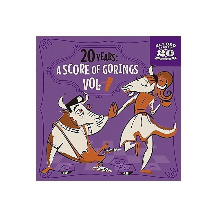 AllianceVarious Artists - 20 Years: Score Of Gorings Vol 1 / Various