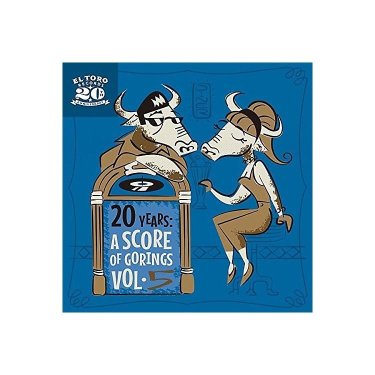 AllianceVarious Artists - 20 Years: Score Of Gorings Vol 5 / Various