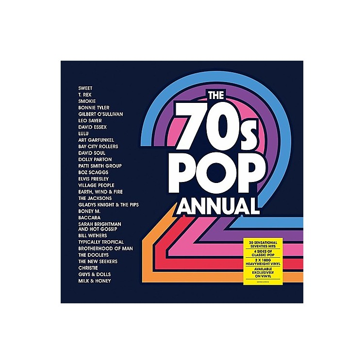 Alliance Various Artists - 70S Pop Annual 2 / Various