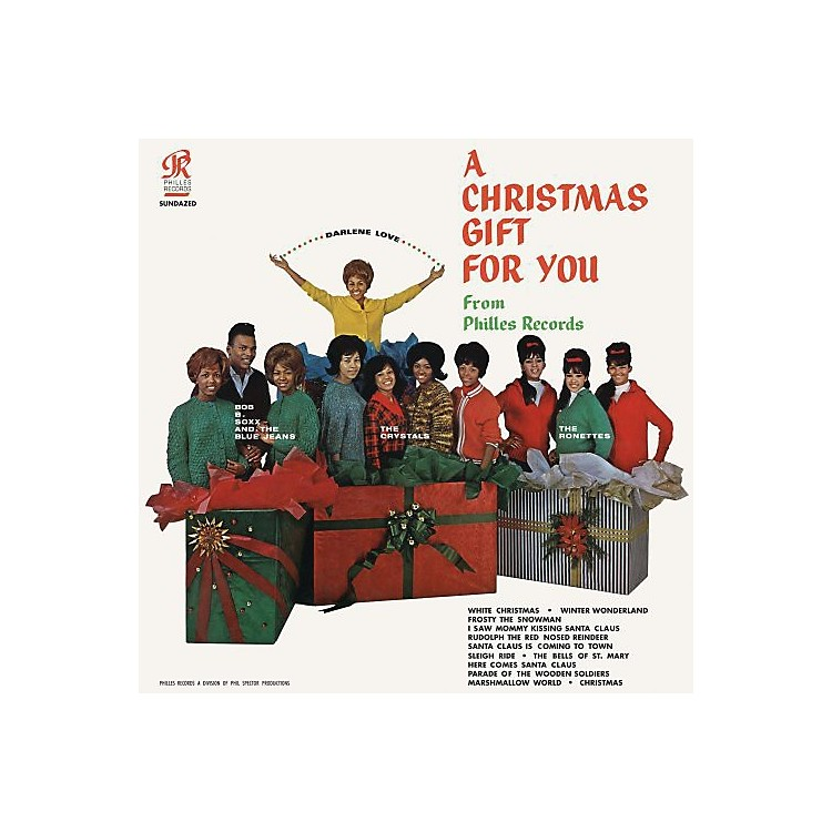 AllianceVarious Artists - A Christmas Gift For You