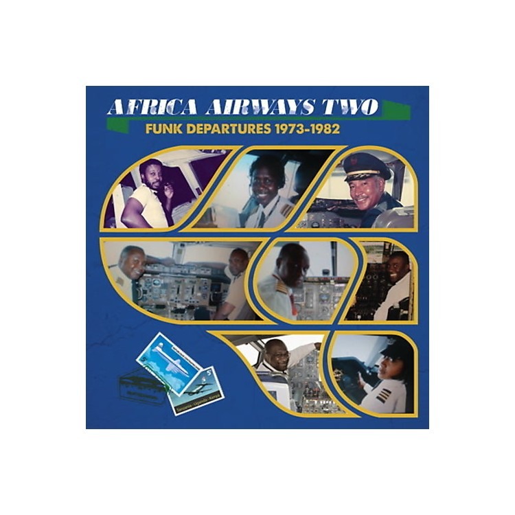 AllianceVarious Artists - Africa Airways 2 (funk Departures 1973-82 / Var
