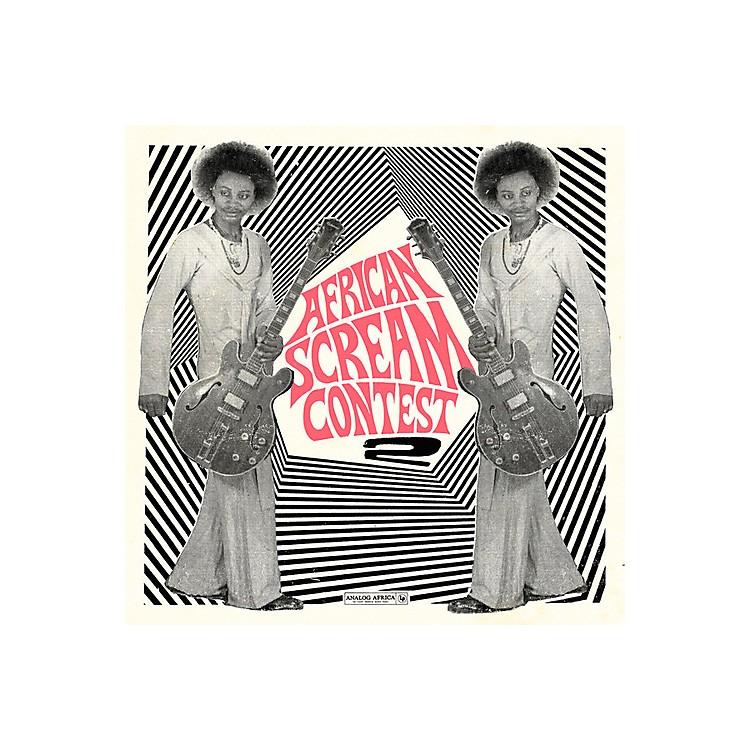 AllianceVarious Artists - African Scream Contest 2 (Various Artists)