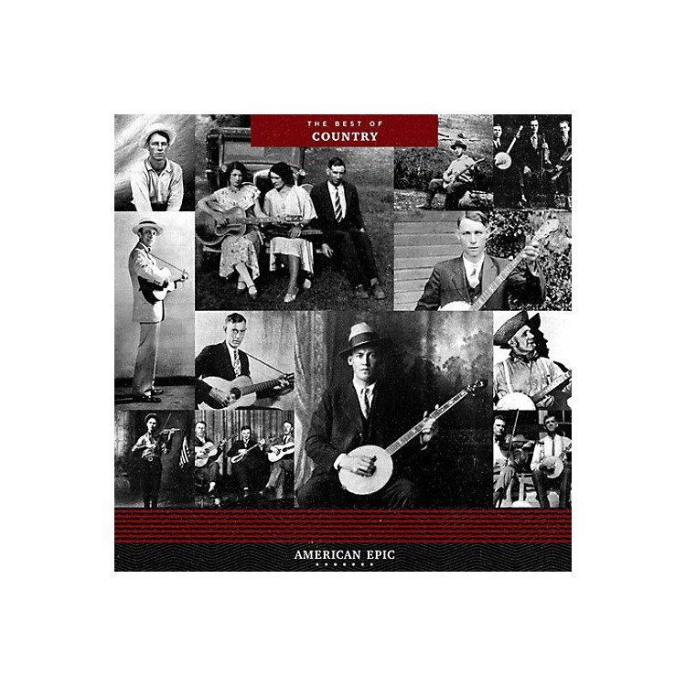 AllianceVarious Artists - American Epic: The Best Of Country / Various
