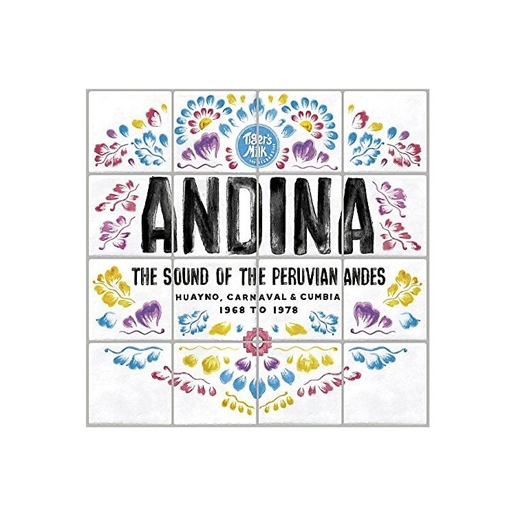 AllianceVarious Artists - Andina: Huayno Carnaval & Cumbia - Sound Of / Var