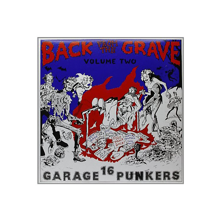 AllianceVarious Artists - Back From The Grave, Vol. 2