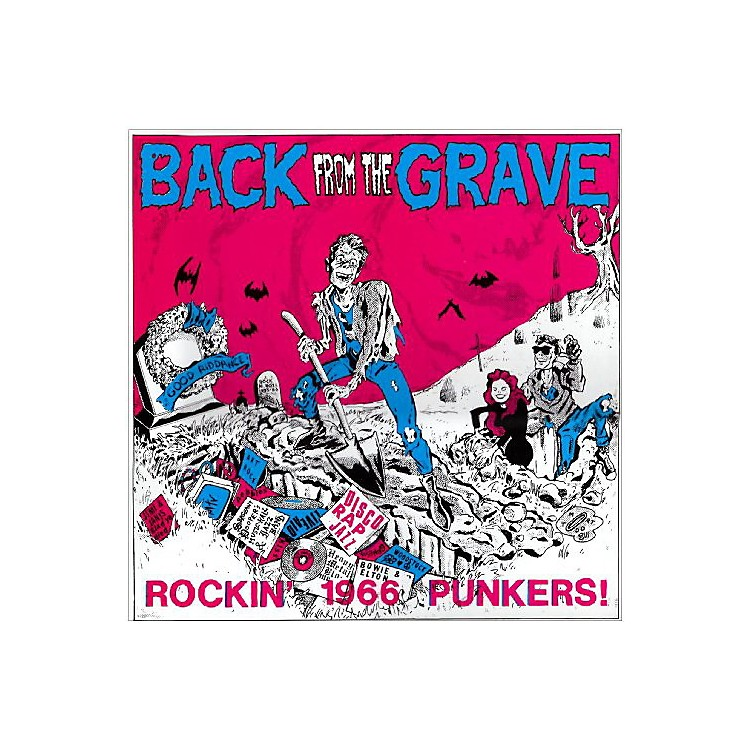 AllianceVarious Artists - Back from the Grave 1
