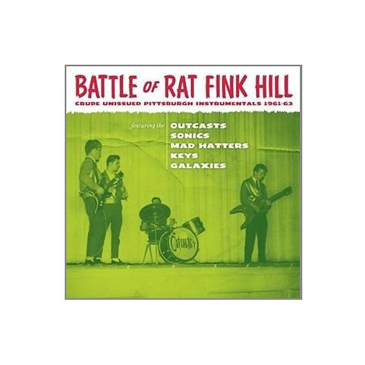 Alliance Various Artists - Battle of Rat Fink Hill / Various