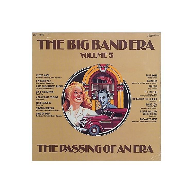 AllianceVarious Artists - Big Band Era 5