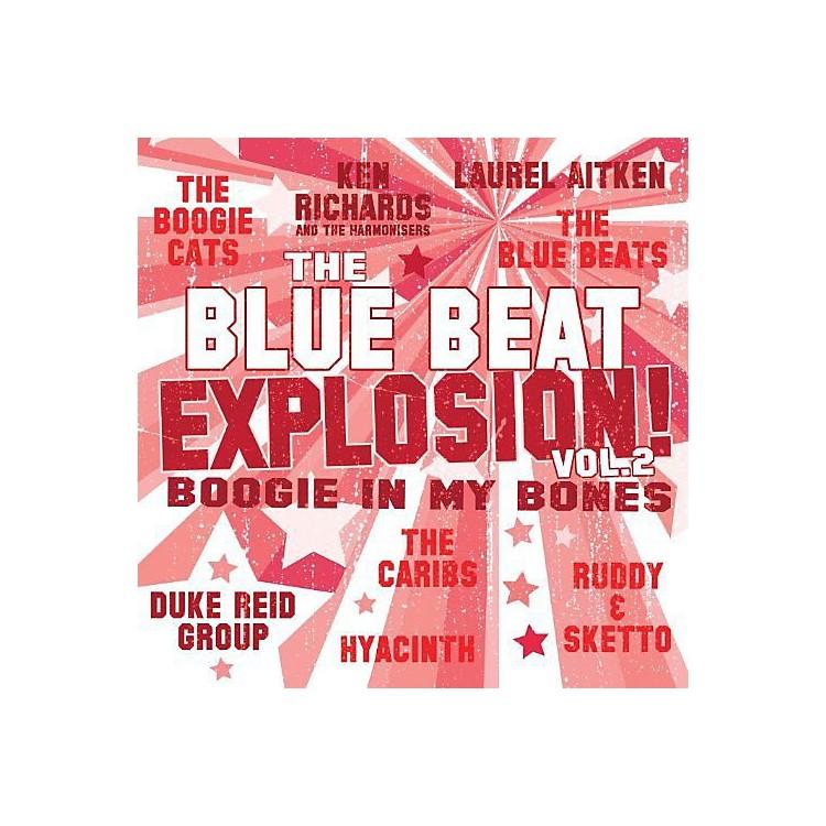 AllianceVarious Artists - Blue Beat Explosion: Boogie in My Bones / Various