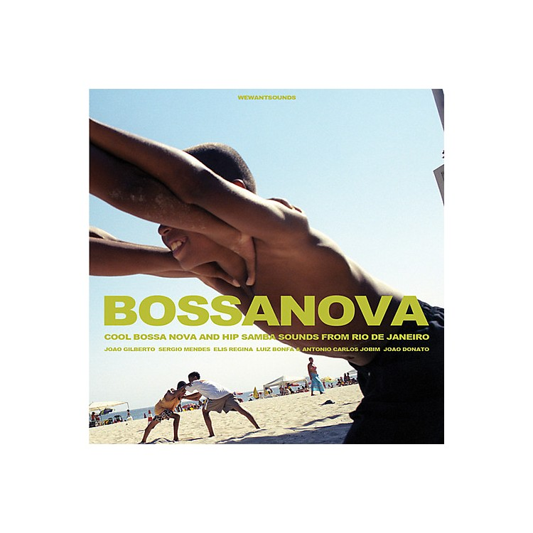 AllianceVarious Artists - Bossanova: Cool Bossa Nova & Hip Samba / Various