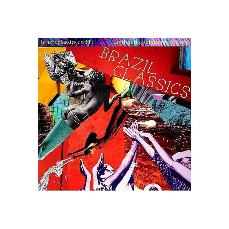 Alliance Various Artists - Brazil Classics At 20: Anti-Aging Secrets Revealed
