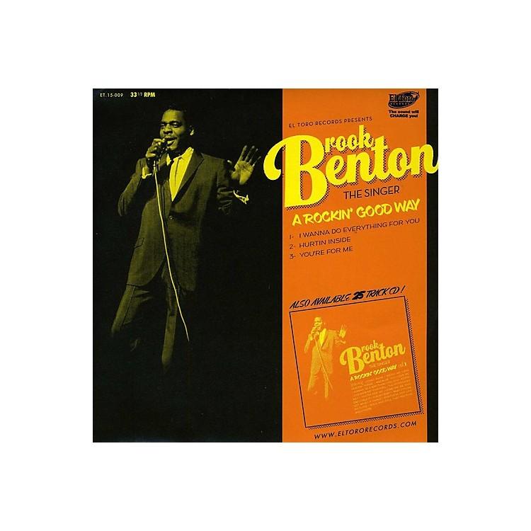AllianceVarious Artists - Brook Benton the Singer & the Songwriter / Various