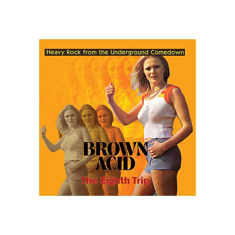 AllianceVarious Artists - Brown Acid - The Eighth Trip