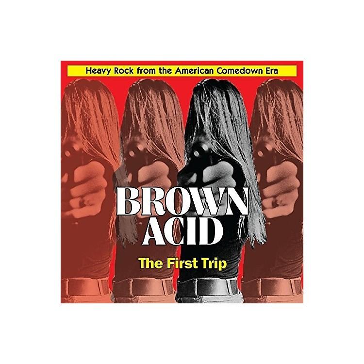 AllianceVarious Artists - Brown Acid: First Trip / Various