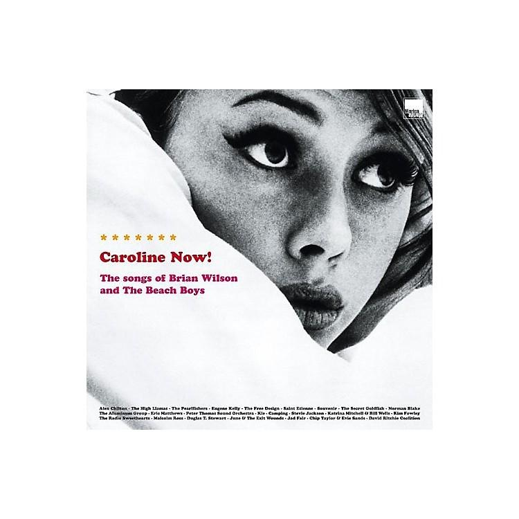 AllianceVarious Artists - Caroline Now The Music Of Brian Wilson and The Beach Boys