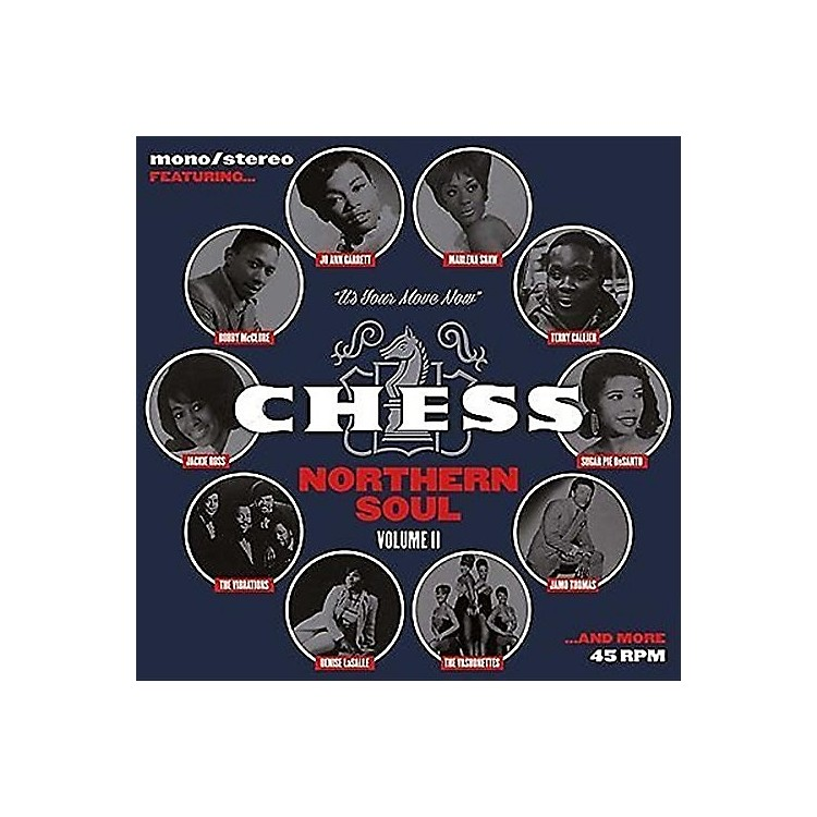 AllianceVarious Artists - Chess Northern Soul Vol 2 / Various