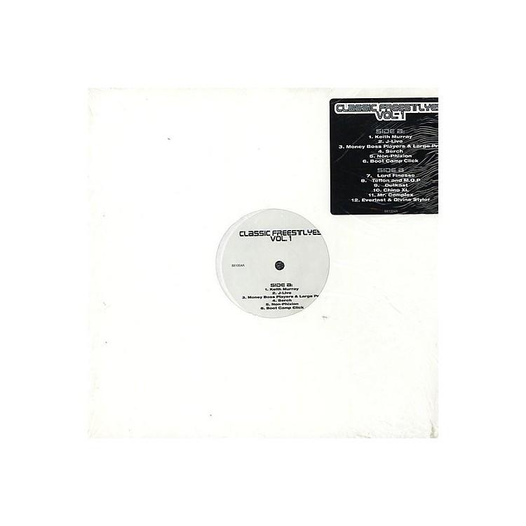 AllianceVarious Artists - Classic Freestyles Vol 1. / Various