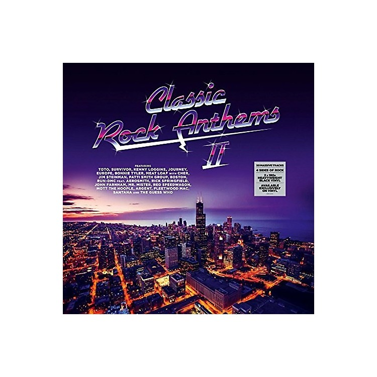 Alliance Various Artists - Classic Rock Anthems 2 / Various
