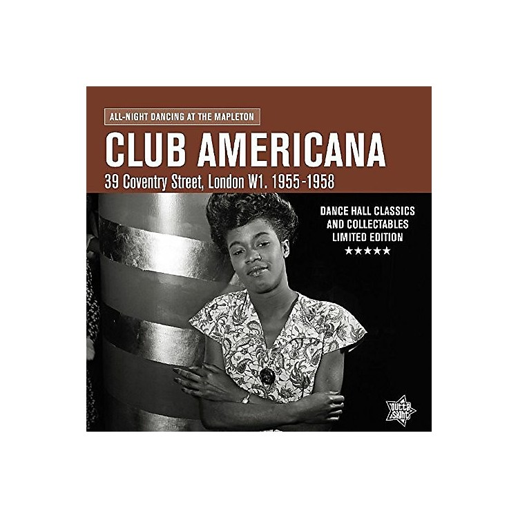 AllianceVarious Artists - Club America: All-Night Dancing at Mapleton