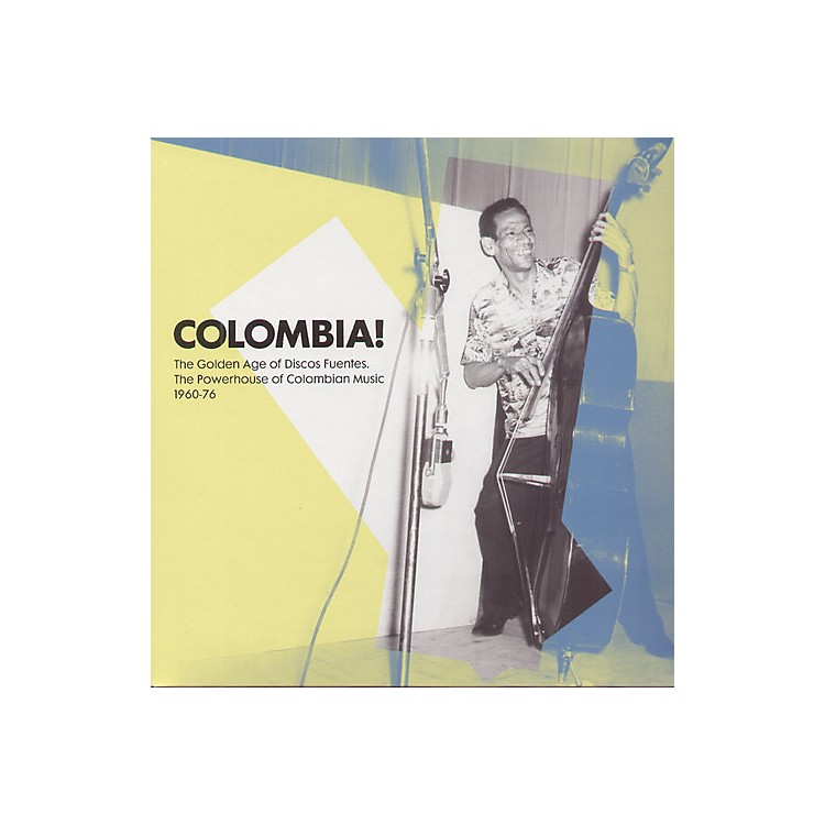 AllianceVarious Artists - Colombia The Golden Years Of Discos Fuentes / Var